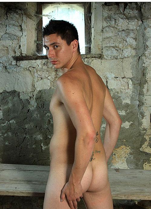Naked male archers 7