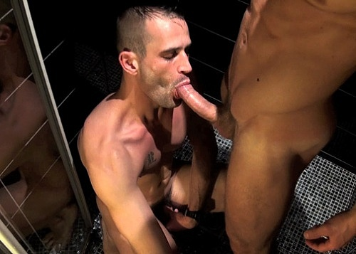 Tony axel hammered by hung penis two scene
