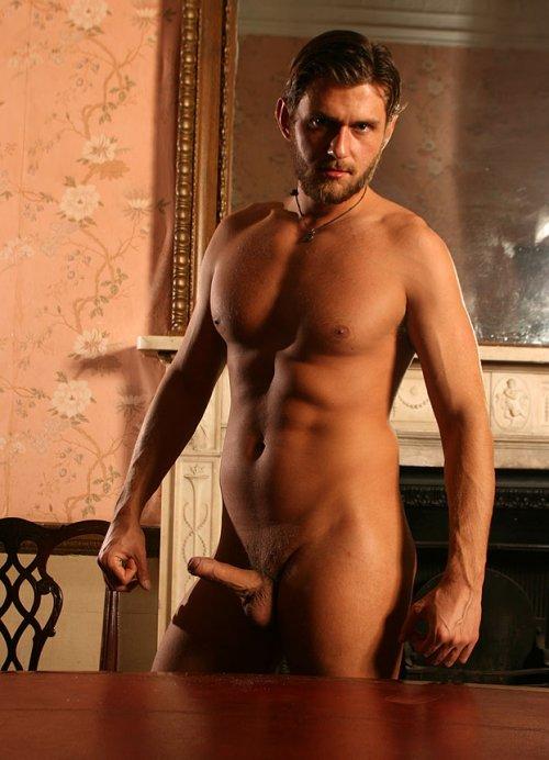 Lucas Nude