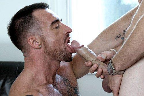 Gay milkman porn